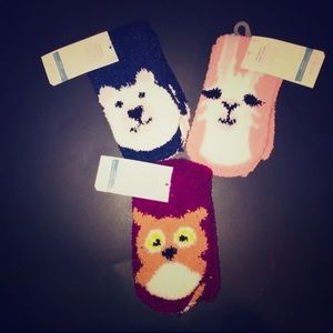 OLD NAVY Cozy Socks Bundle